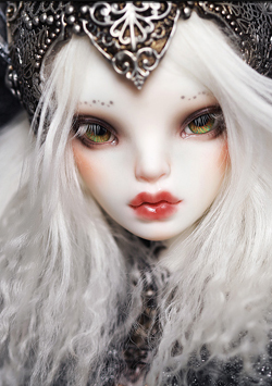 Snow Nymph